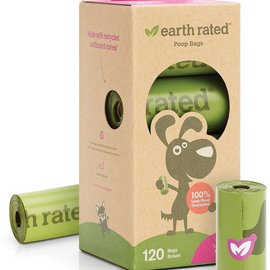 Earth Rated Earth Rated Lavender Scented Poop Bags 120ct