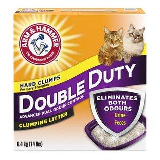 Arm & Hammer A&H Double Duty Clumping Litter 12.7KG