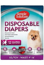 OUTRIGHT SIMPLE DSPBL DIAPER XS/TY 12PCK