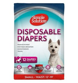 BRAMTON DIAPER DISPOSABLE 10583 SMALL 12PK 12/CS BRAMTON