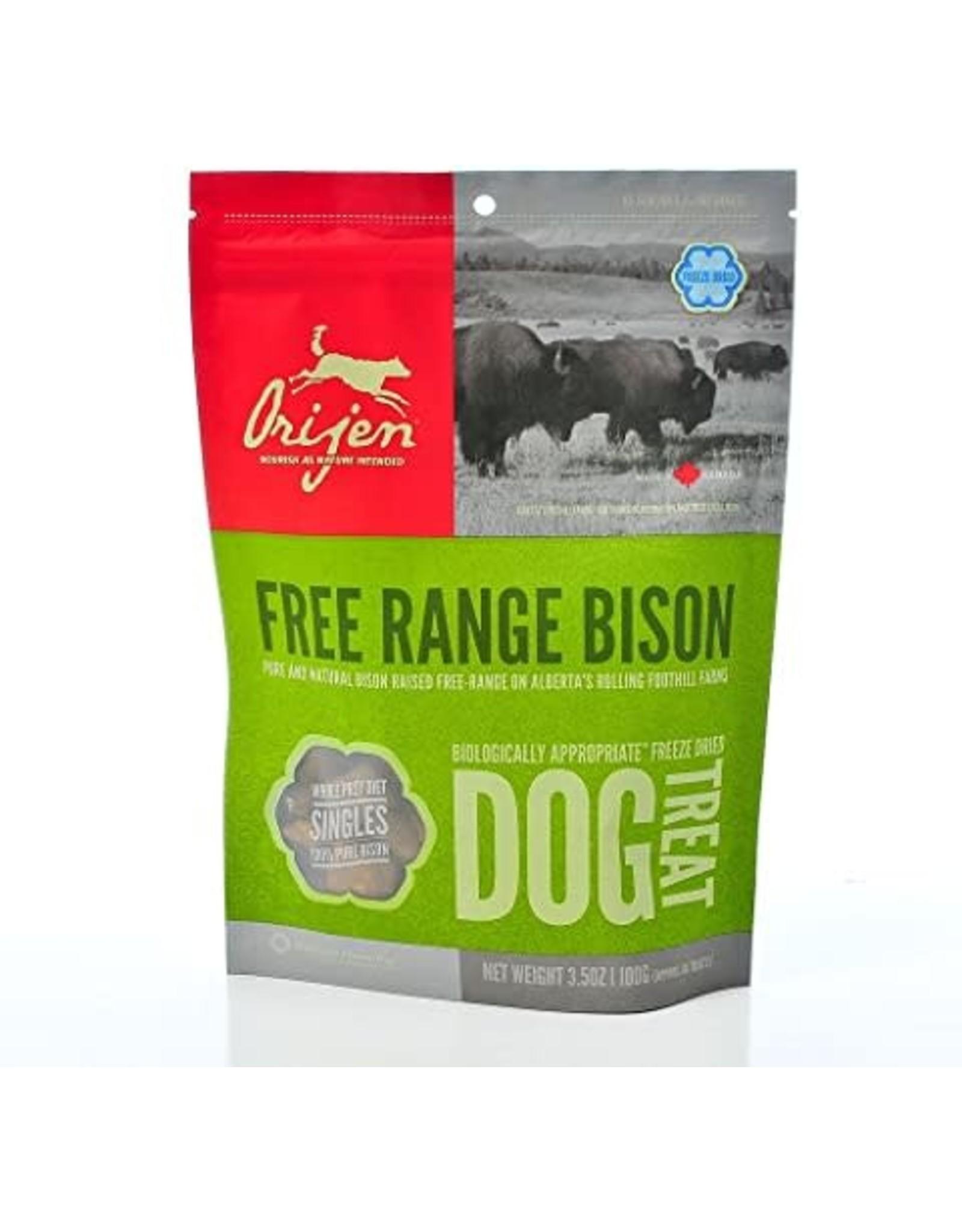Orijen Orijen Freeze Dried Treat Bison 42g