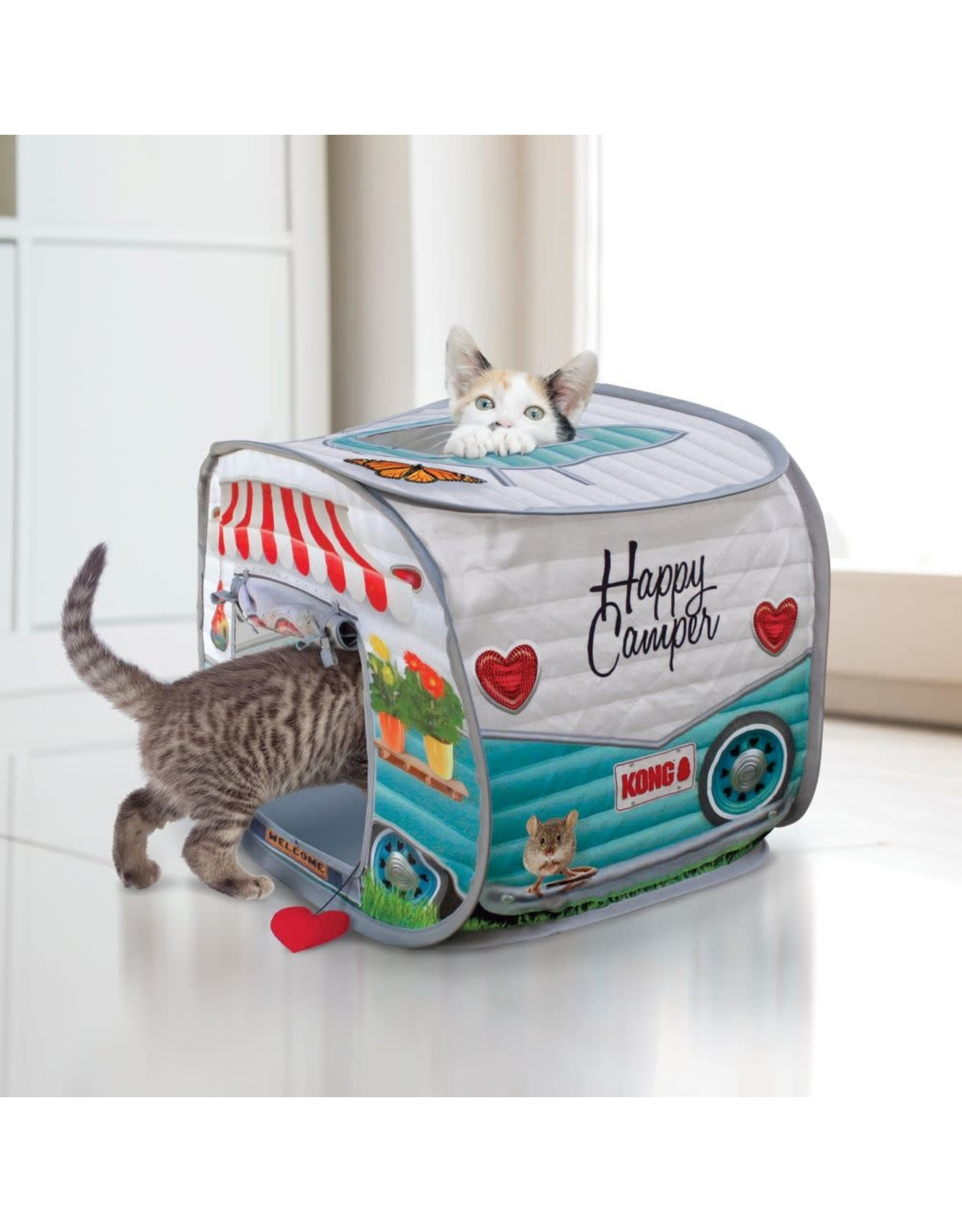 Play Spaces Camper cat