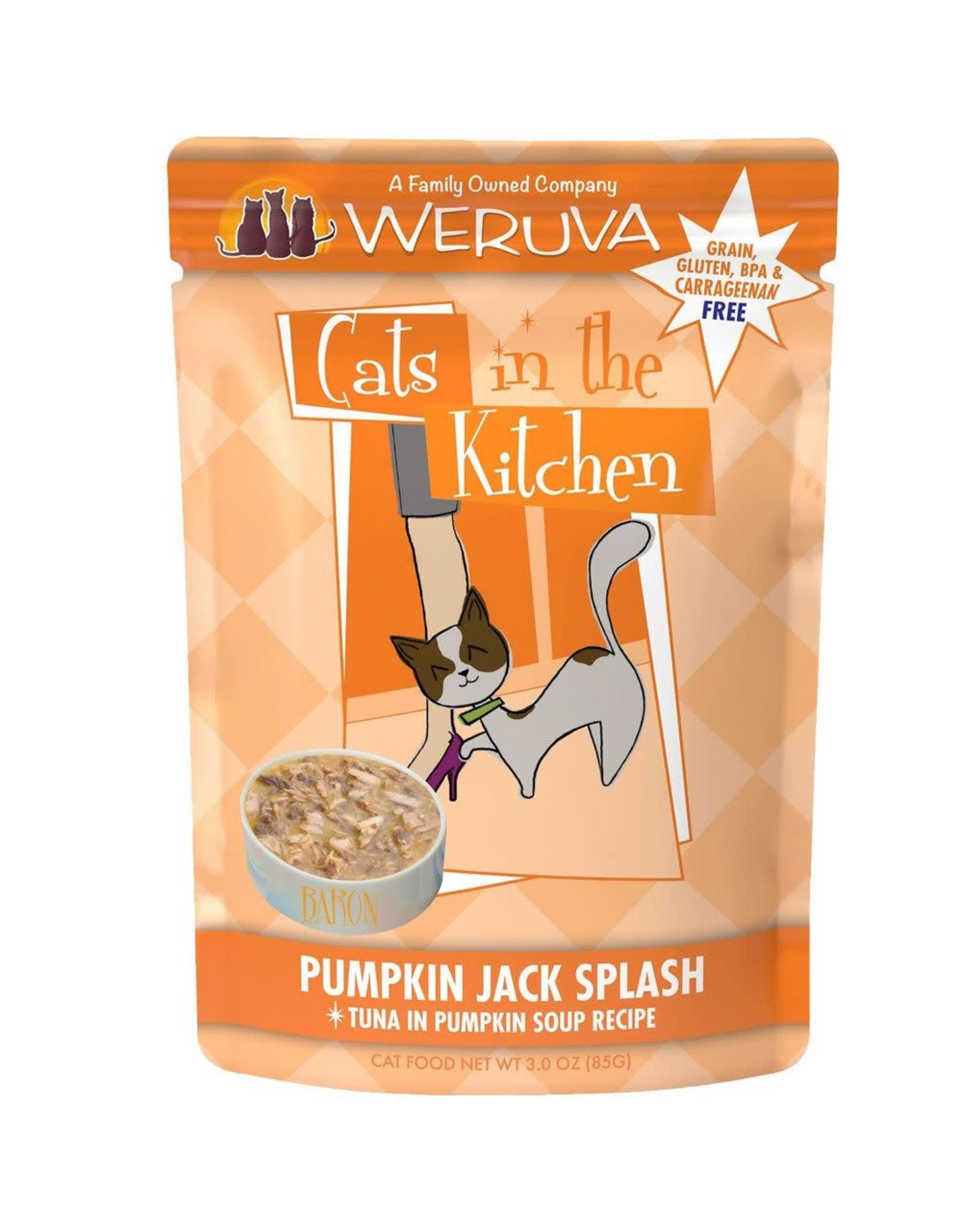 Weruva CITK Pouch Pumpkin Jack Splash 3oz