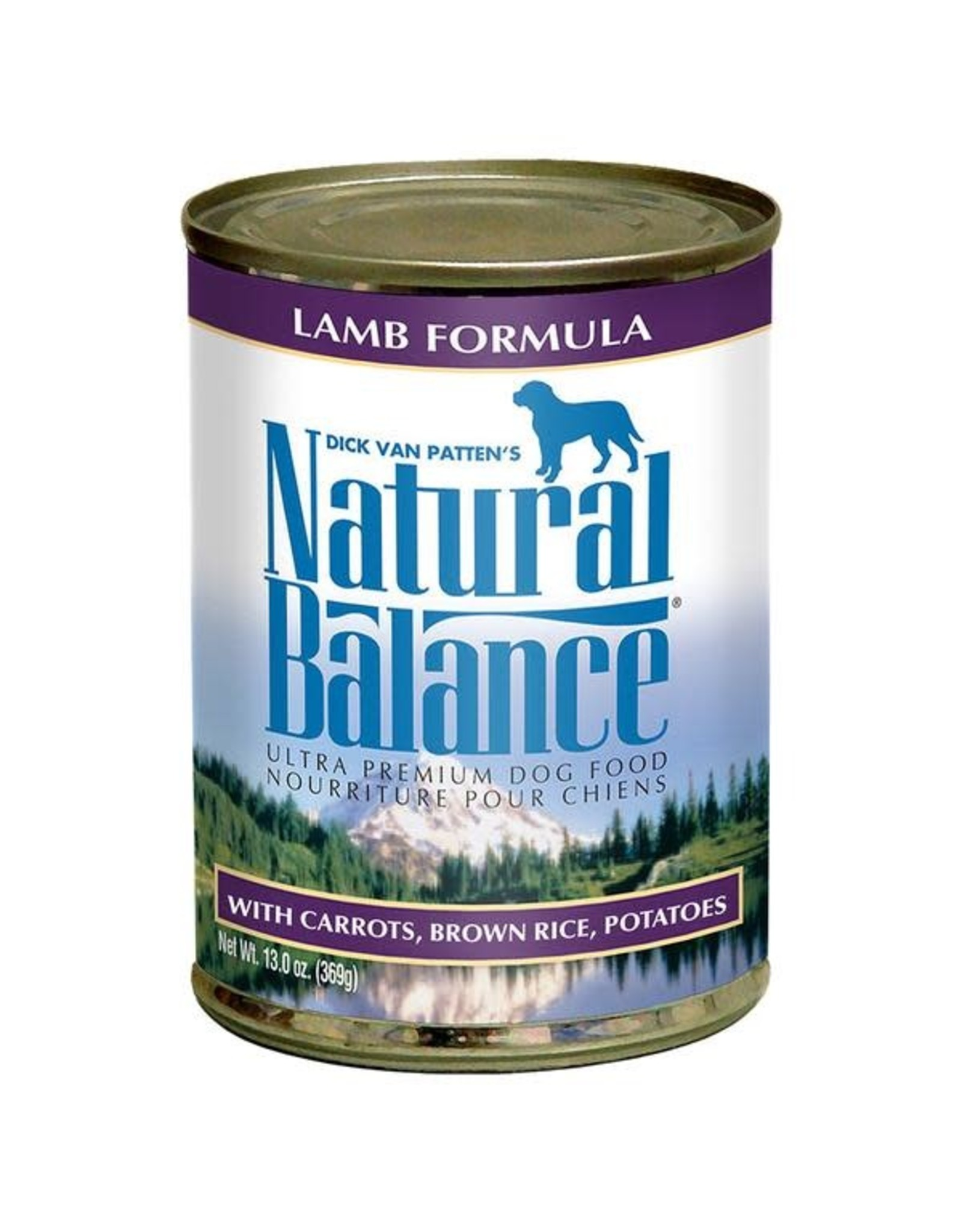 ULTRA PREMIUM LAMB FORMULA, 13 OZ CAN