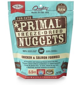 Primal Primal Cat - Chicken/Salmon 5.5oz