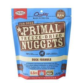 Primal Primal Dog - Freeze Dried Nuggets Duck 5.5oz