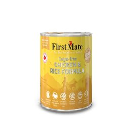 FirstMate FirstMate Grain Friendly Chicken Dog Can 345g (12/C)