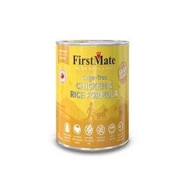 FirstMate FirstMate Wet Dog Food - Chicken & Rice 12.2oz
