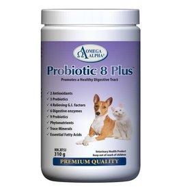 OMEGA AND ALPHA Omega Alpha - Probiotic 8 Plus 310g