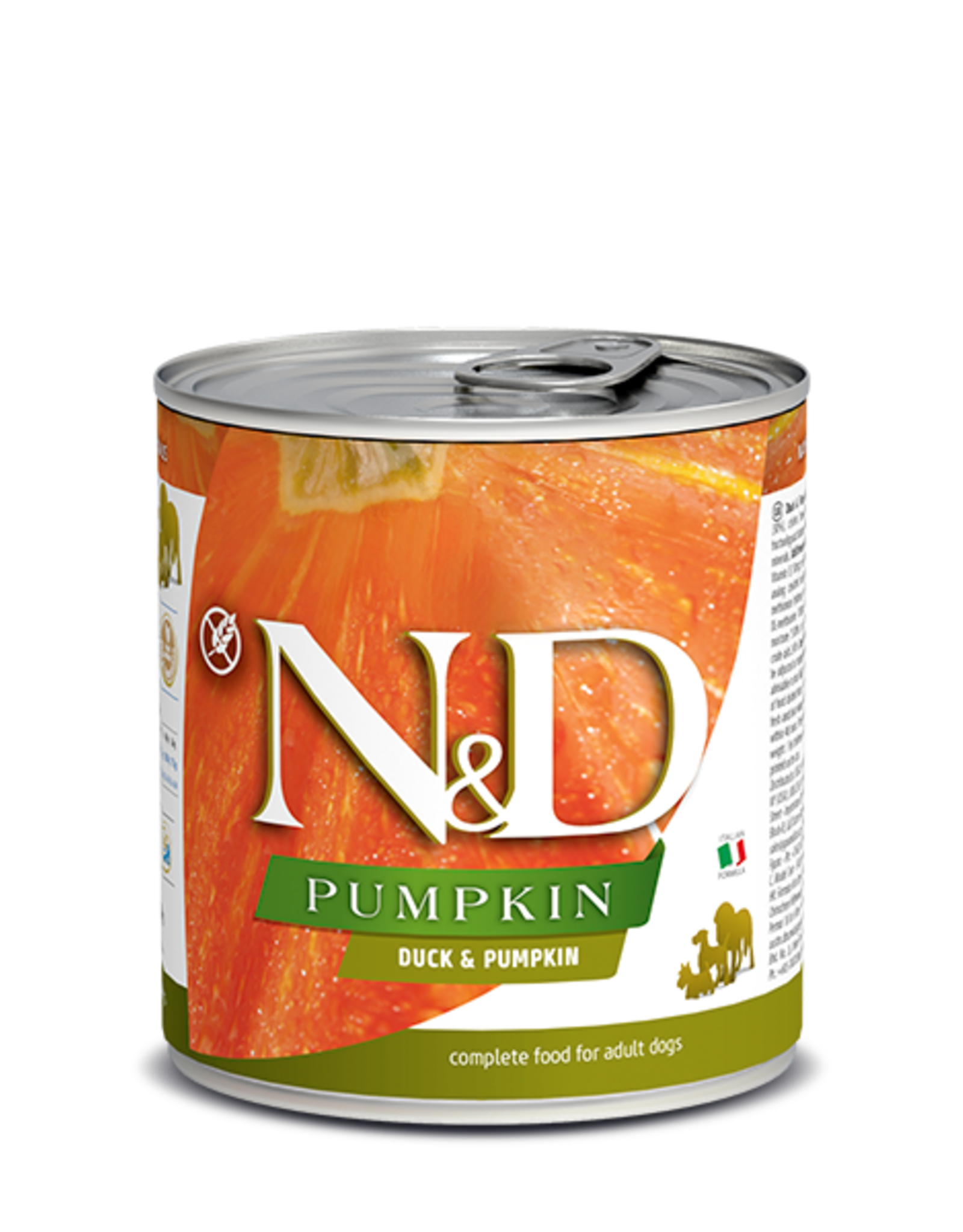 Farmina n&d wet duck and pumkin 10oz