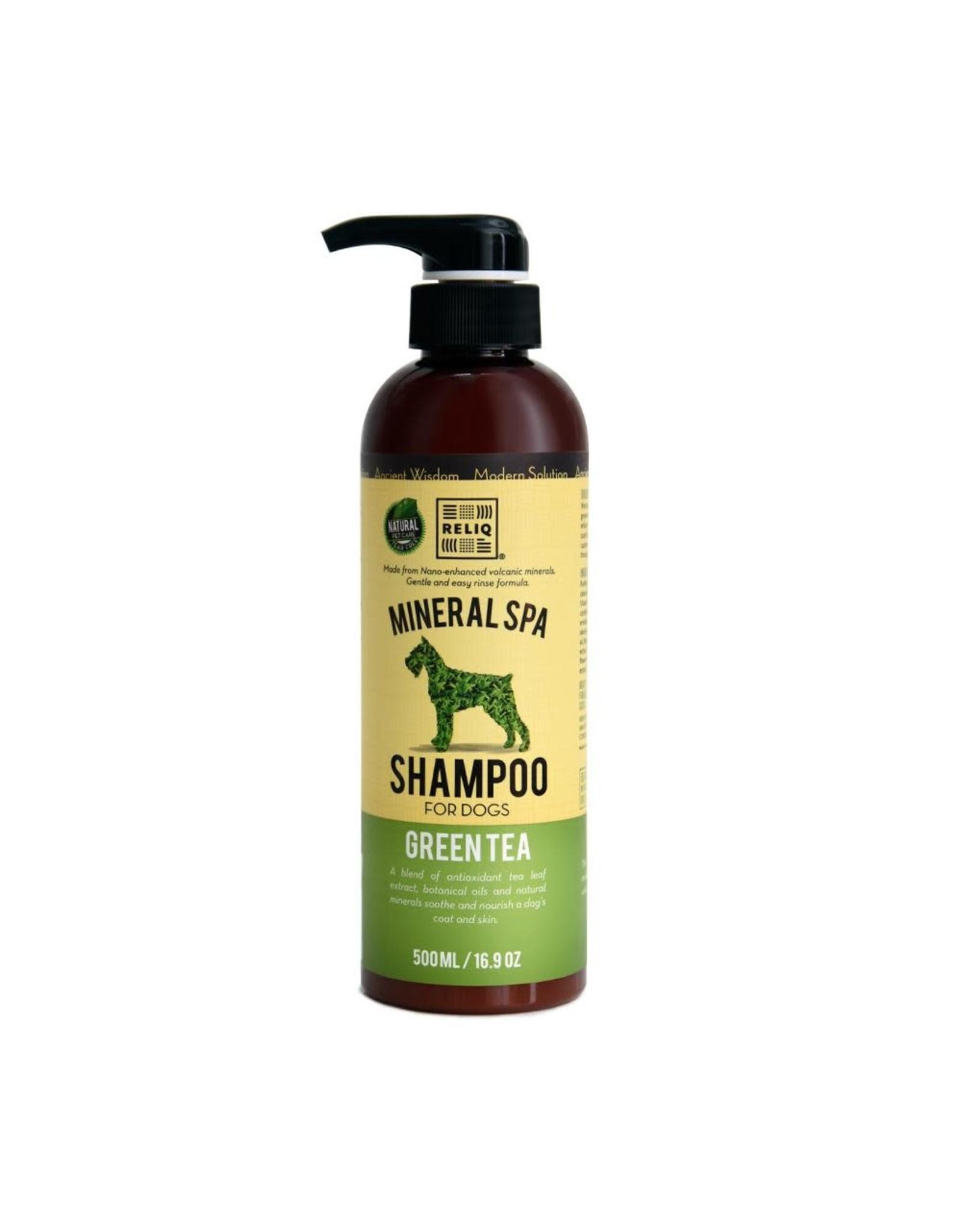 Mineral Spa Shampoo Green Tea 500ml