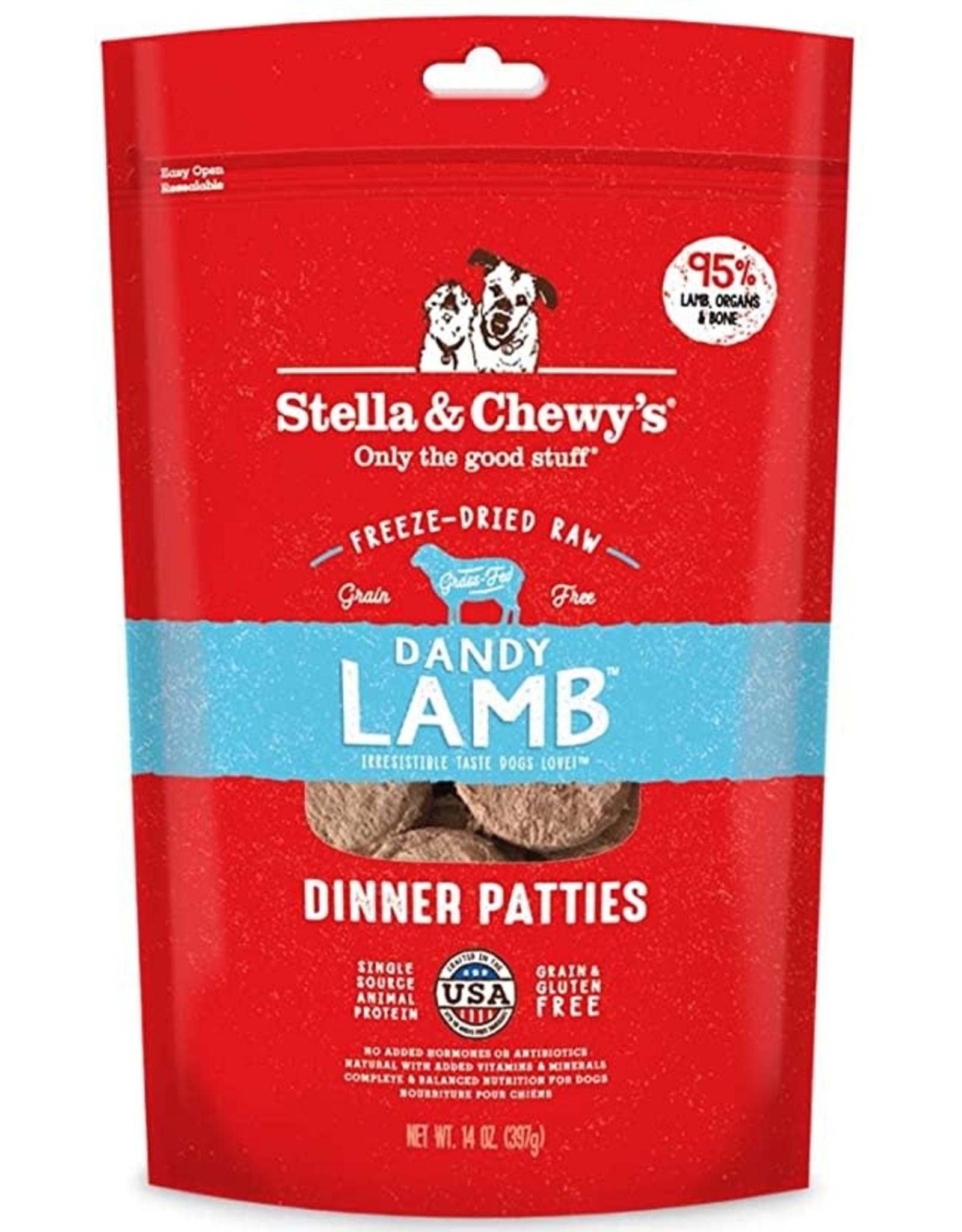 Stella & Chewy's Stella & Chewy's Dog - Dandy Lamb 14oz