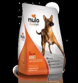 Nulo Nulo Dog - Adult Turkey & Sweet Potato 11lb
