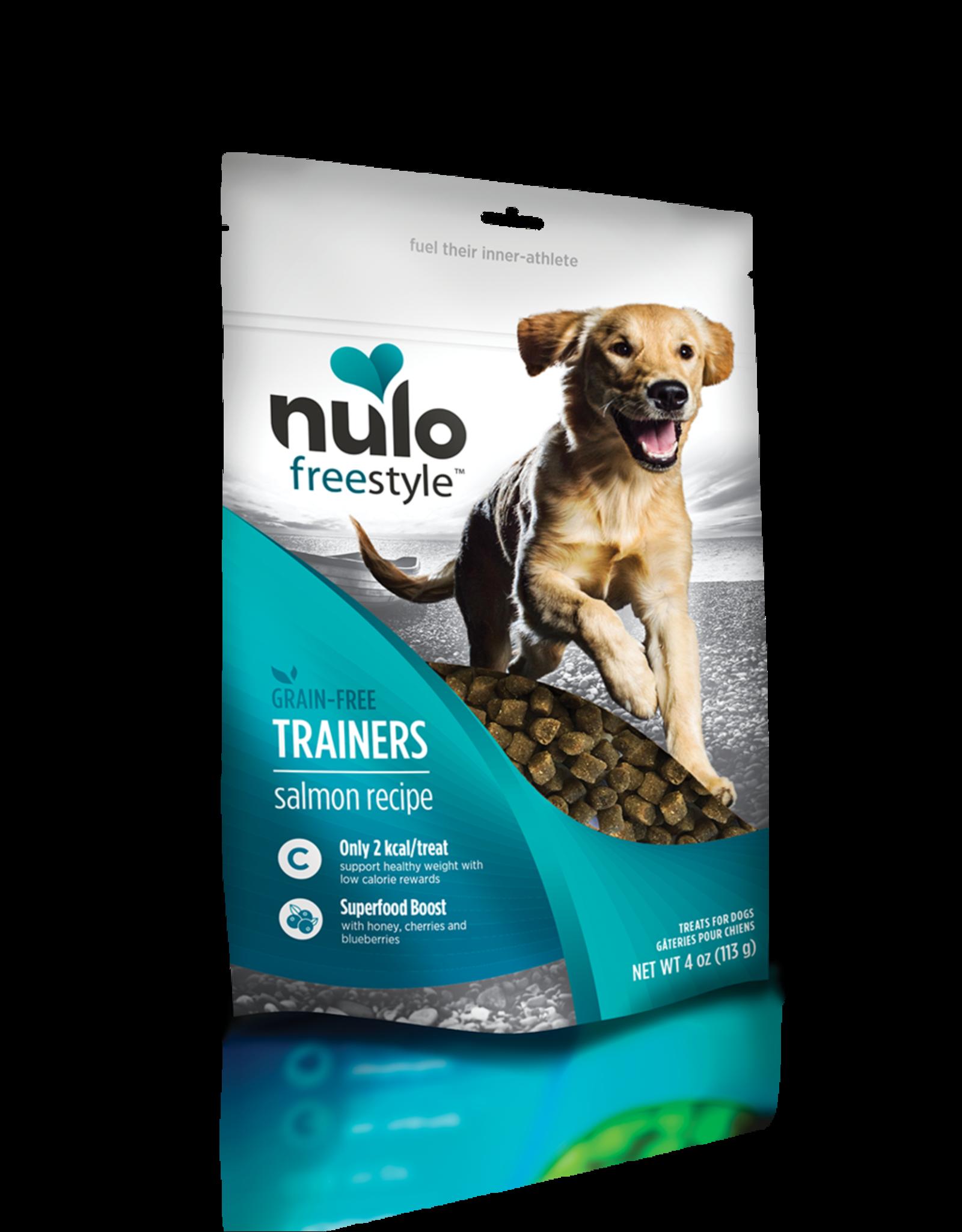 Nulo Nulo Dog - Salmon Trainer Treats 4oz