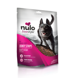 Nulo Nulo Dog - Jerky Beef Treats 5oz