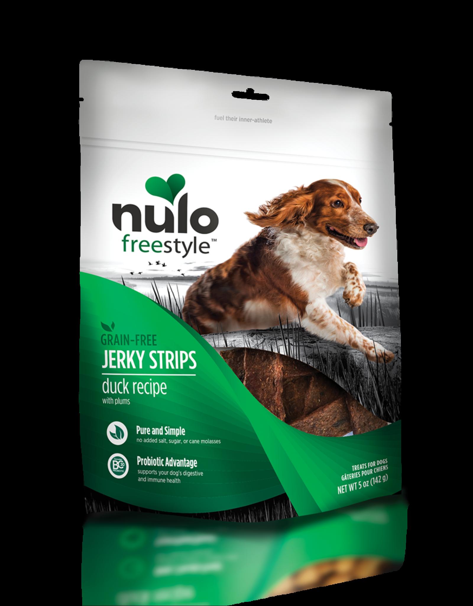 Nulo Nulo Dog - Jerky Duck Treats 5oz