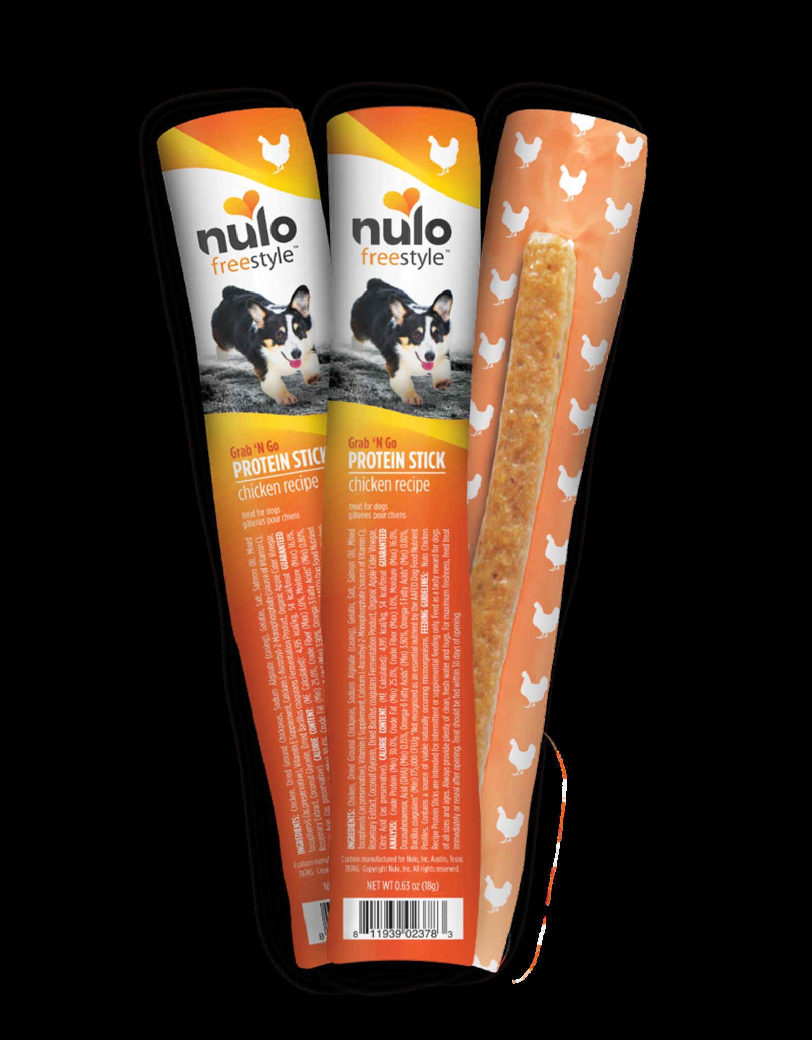Nulo Nulo Dog - Protein Stick Chicken 18g