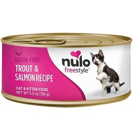 Nulo Nulo Cat - Trout & Salmon 5.5oz
