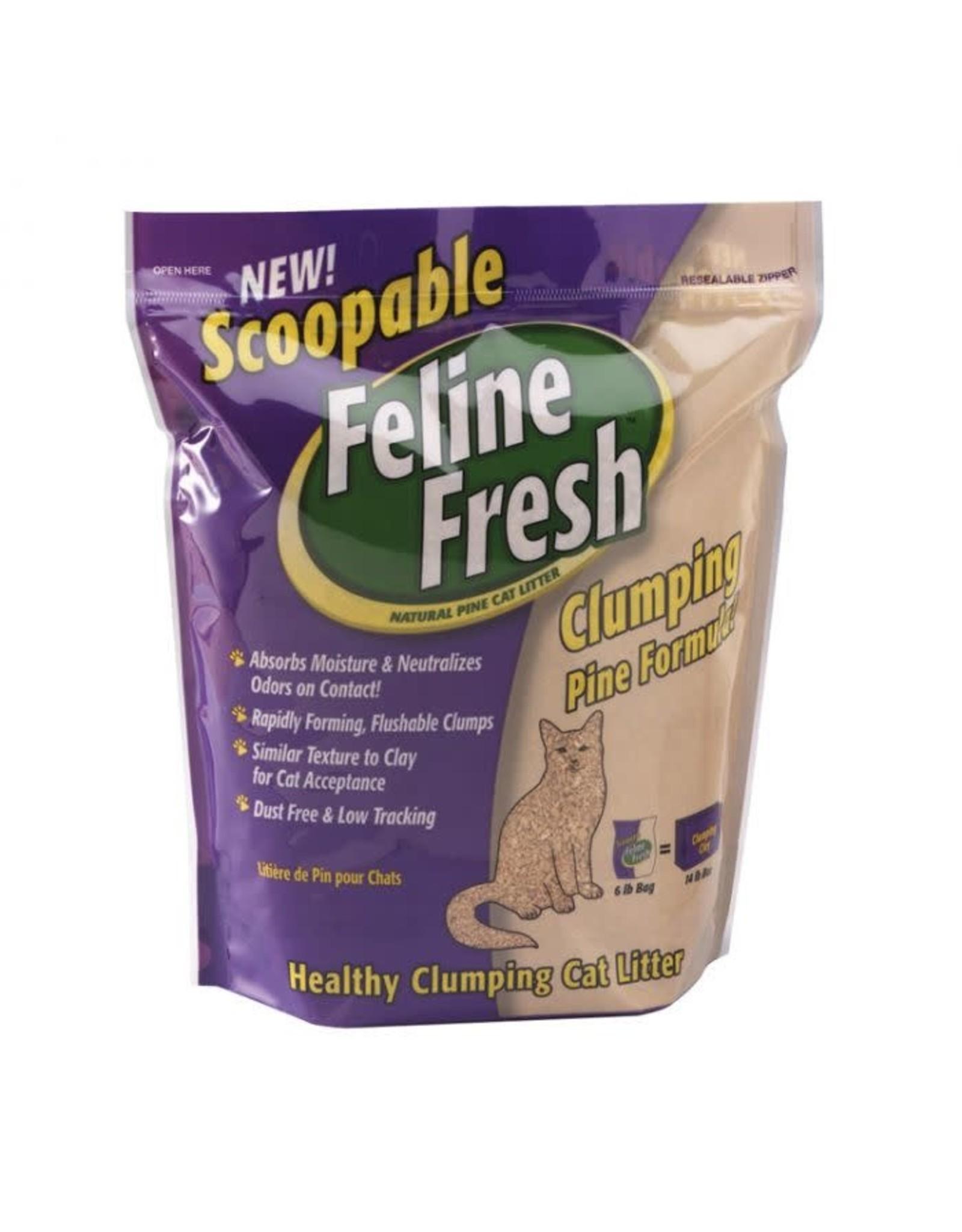 feline fresh Feline Fresh - Clumping Pine