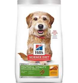 Science Diet Science Diet Dog - Youth Vitality 7+ Small Breed 3.5lb