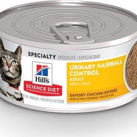 Science Diet Science Diet Cat - Urinary 5.5oz