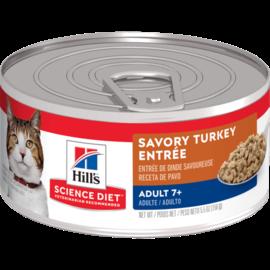 Science Diet Science Diet Cat - Turkey 7+ 5.5oz