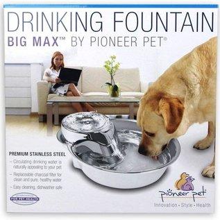 Pioneer Pet Big Max Fountain Stainless Steel