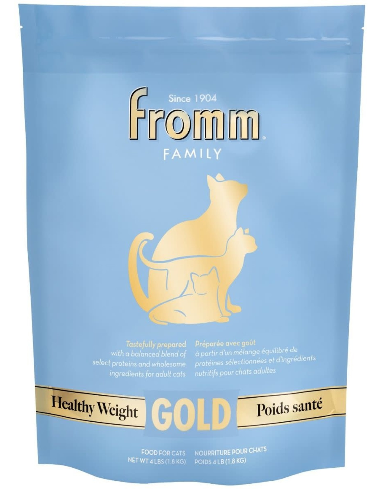 Fromm Fromm Cat - Gold Healthy Weight 4lbs