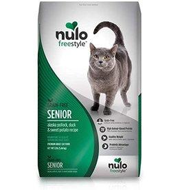 Nulo Nulo Cat Senior Pollock, Duck, & SP 12LB