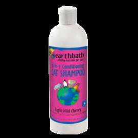 earth bath Earthbath 2-in-1 Conditioning Cat Shampoo 16oz