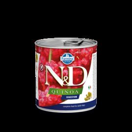 Farmina N&D Quinoa + Lamb - Digestion Recipe 10oz