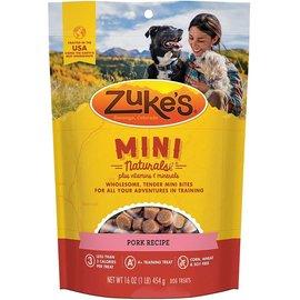 Zukes Zukes - Mini Naturals Pork 16oz