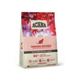 Acana Acana Indoor Cat Indoor Entree Chicken & Turkey  4 LB