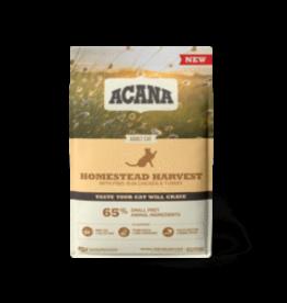 Acana Acana Adult Cat Homestead Harvest Chicken & Turkey 4 LB