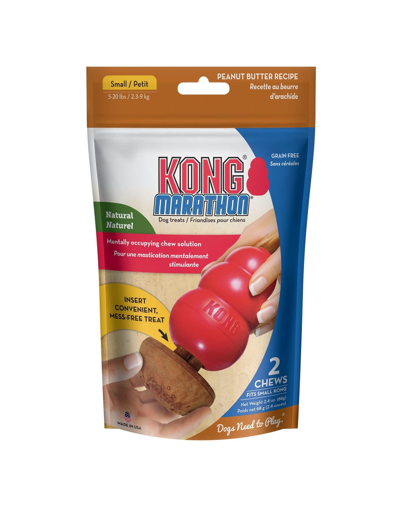 Kong Marathon - Peanut Butter Small