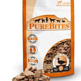 PUREBITES PureBites Dog Treats - Duck Liver 74g