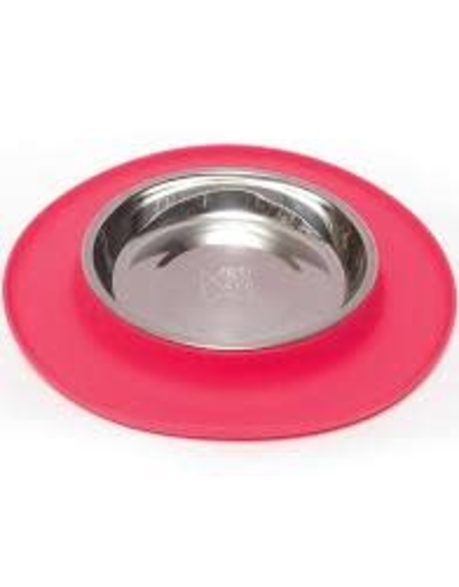 Messy Cats Silicone Single Feeder 1.75 Cup Watermelon