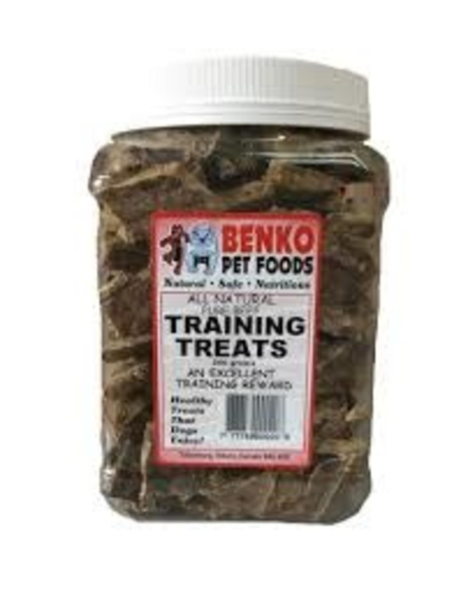 Benko Beef Lung Training Treat