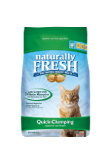 Naturally Fresh Quick Clup Litter 14lb