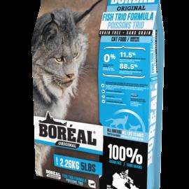 BOREAL BOREAL Cat Grain Free 3 Fish 2.26KG