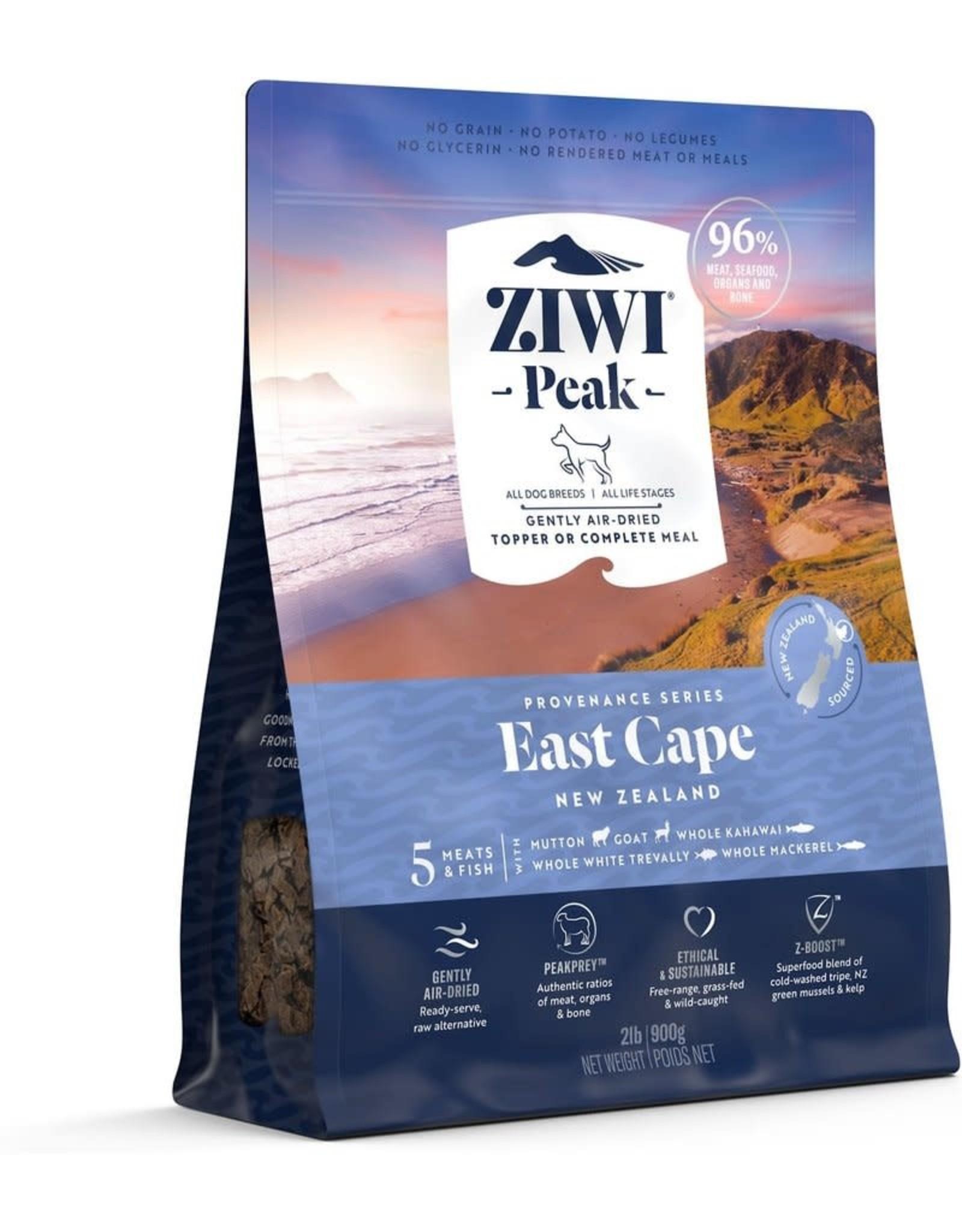 Ziwi Peak Ziwi Peak East Cape 5 Meats & Fish 4lbs