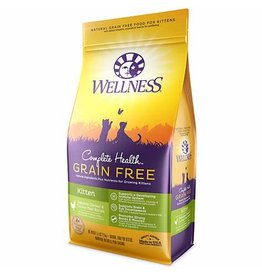 Wellness Wellness Complete Health Grain Free Kitten: Deboned Chicken 2.25lbs