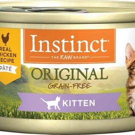 instinct Instinct Original - Kitten Chicken Pate 5.5 Oz