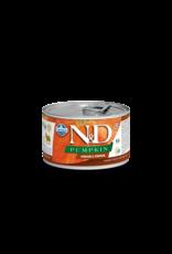Farmina N&D Dog Pumpkin Venison Rawcan 4.9oz