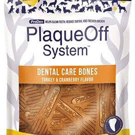 plaqueoff Plaque Off Turkey & Cranberry Dental Treats