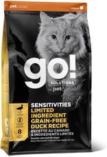 go duck sensitivities 16lb dry cat