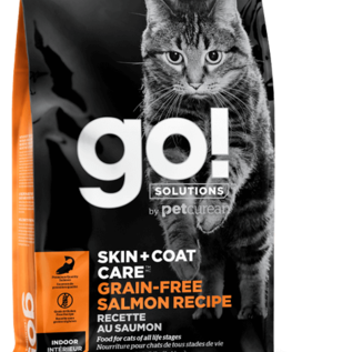 Go! Go! Cat - Skin + Coat Salmon 3lb