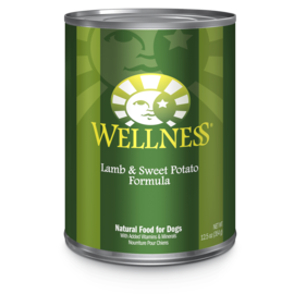 Wellness Wellness Dog - Lamb/Sweet Potato 12.5oz
