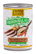 Fromm Frommbalaya Turkey, Vegetable & Rice Stew 12.5oz