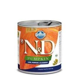 Farmina N&D Pumpkin - Lamb & Blueberry 10oz
